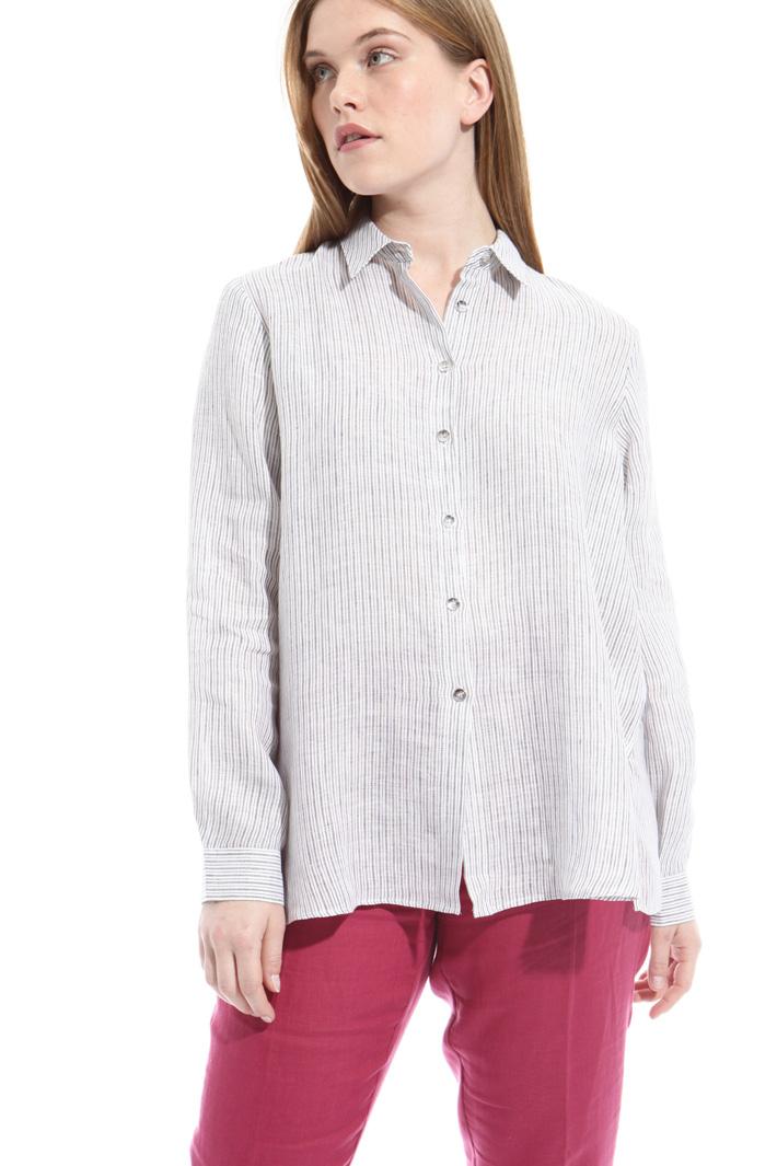 Camicia in lino leggero Fashion Market