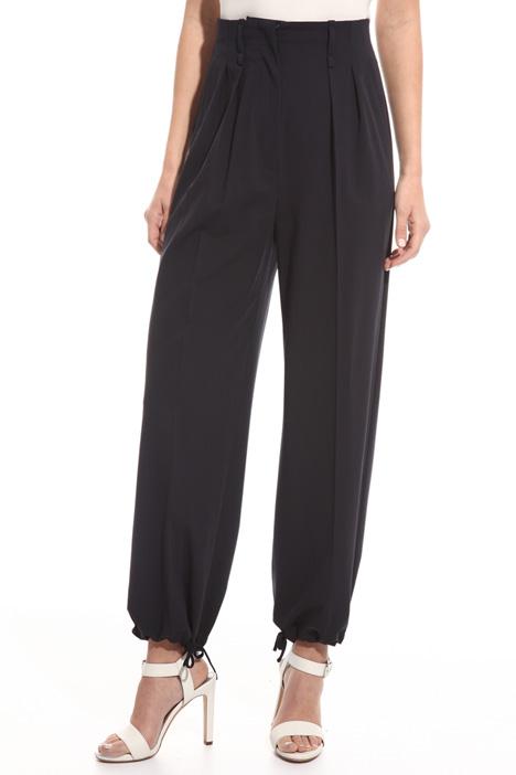 Pantalone in lana stretch Fashion Market