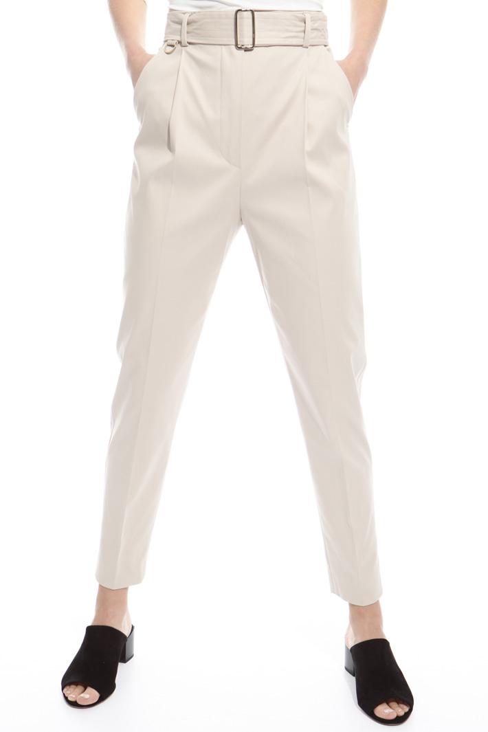 Pantalone cintura coordinata Fashion Market