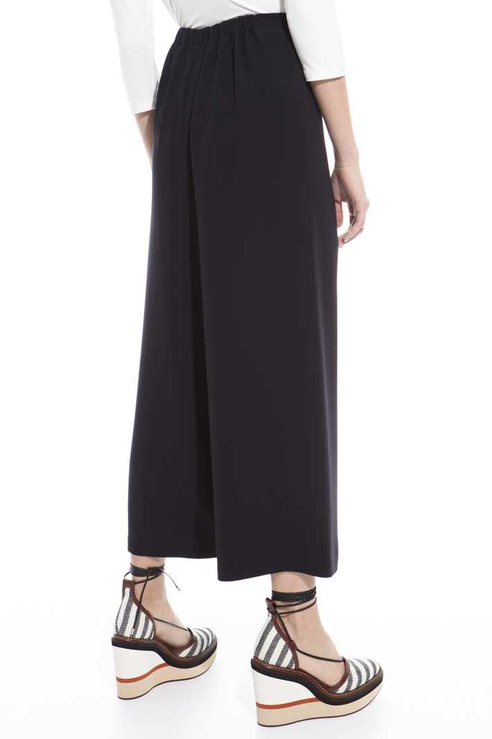 Gonna pantalone in triacetato Fashion Market