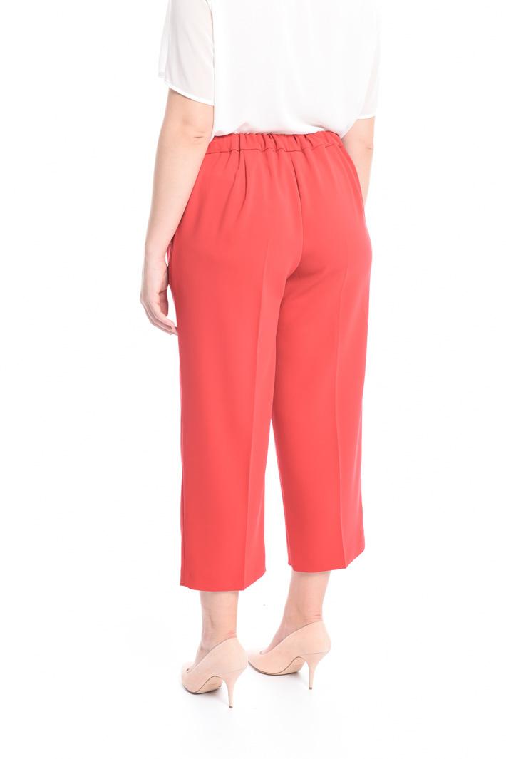 Pantalone cropped stretch Fashion Market