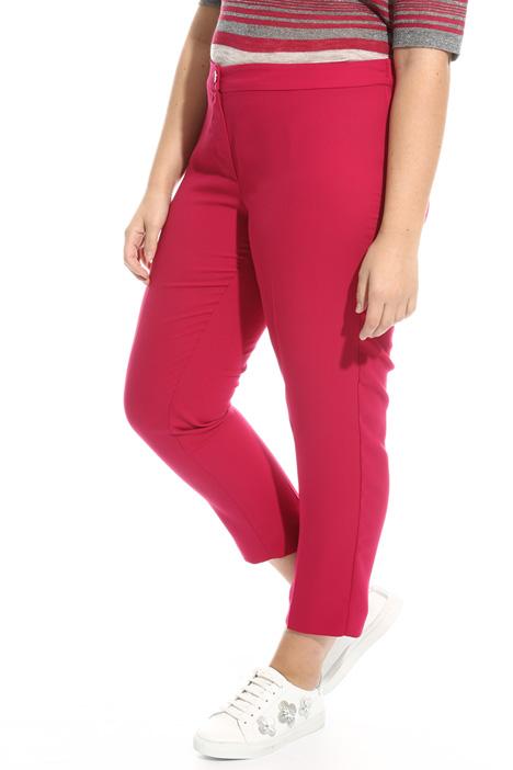Pantalone in envers satin Fashion Market