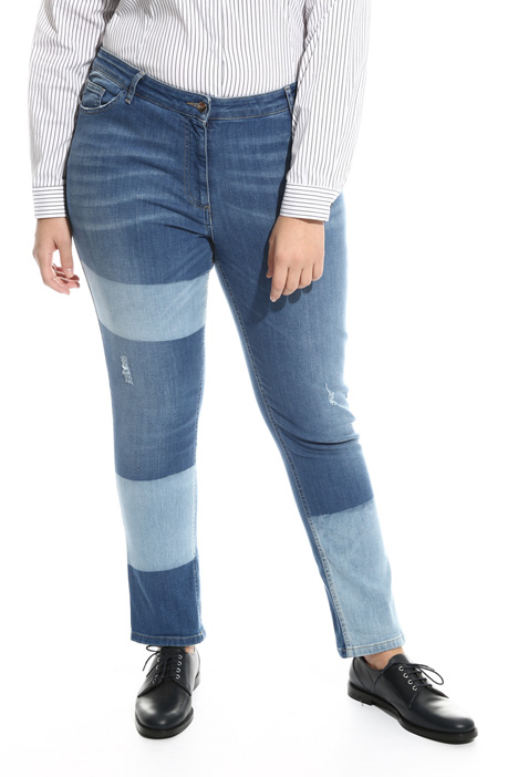 Jeans skinny in denim stretch Fashion Market