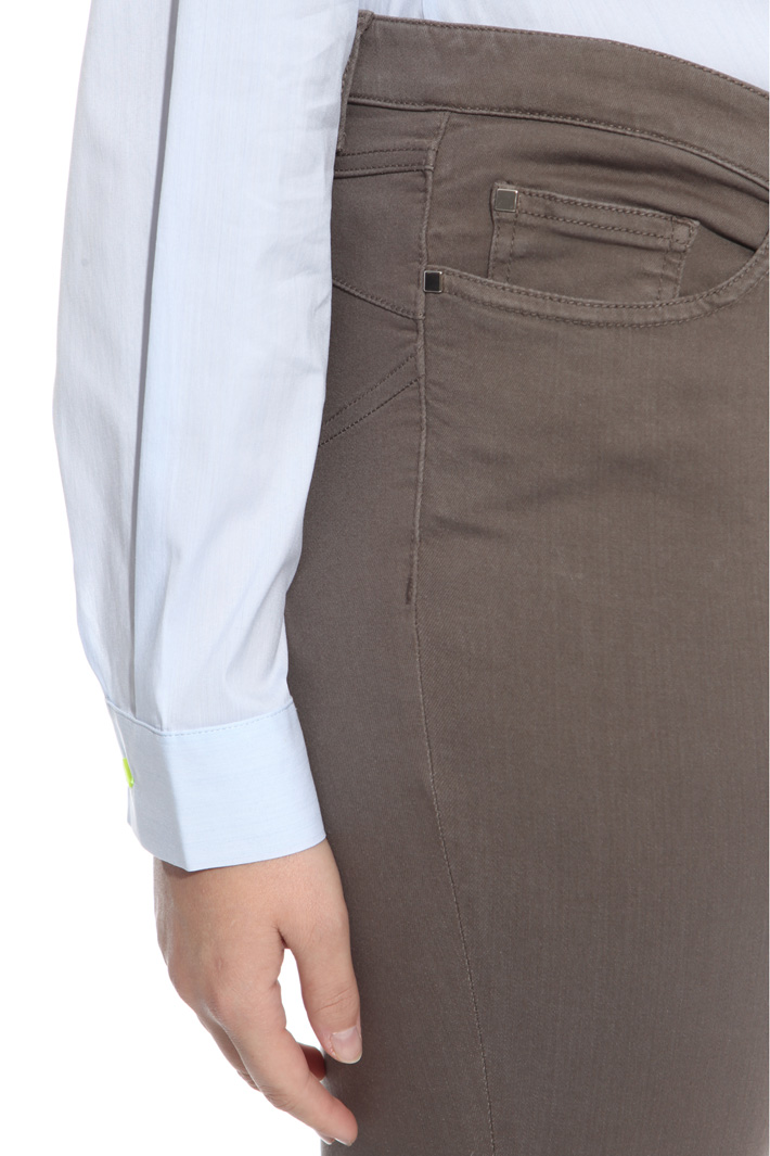 Pantalone skinny cinque tasche Fashion Market
