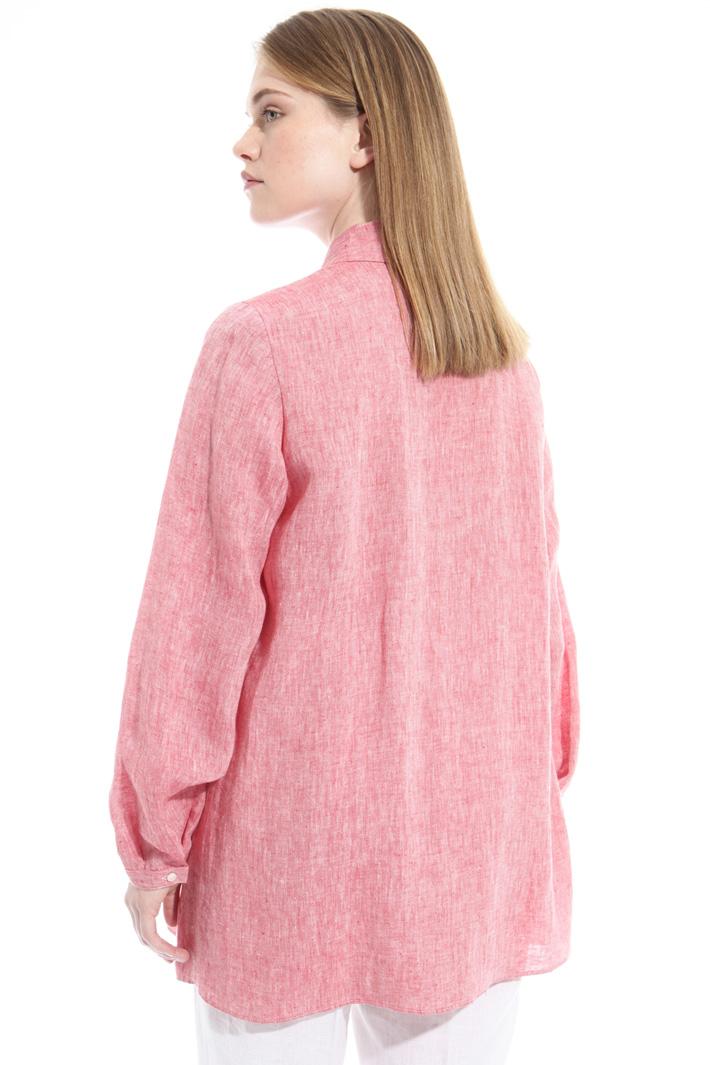 Camicia con cintura in vita Fashion Market