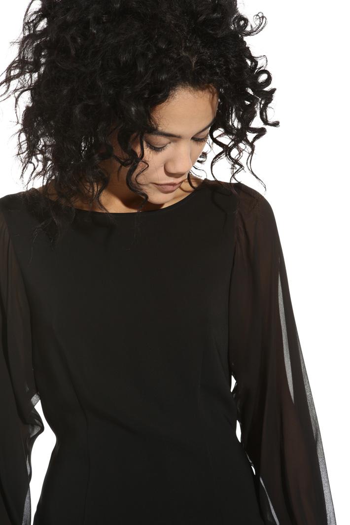 Tubino con maniche a sbuffo Fashion Market