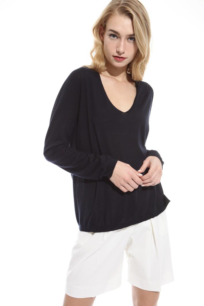 Maglia in puro cashmere Fashion Market