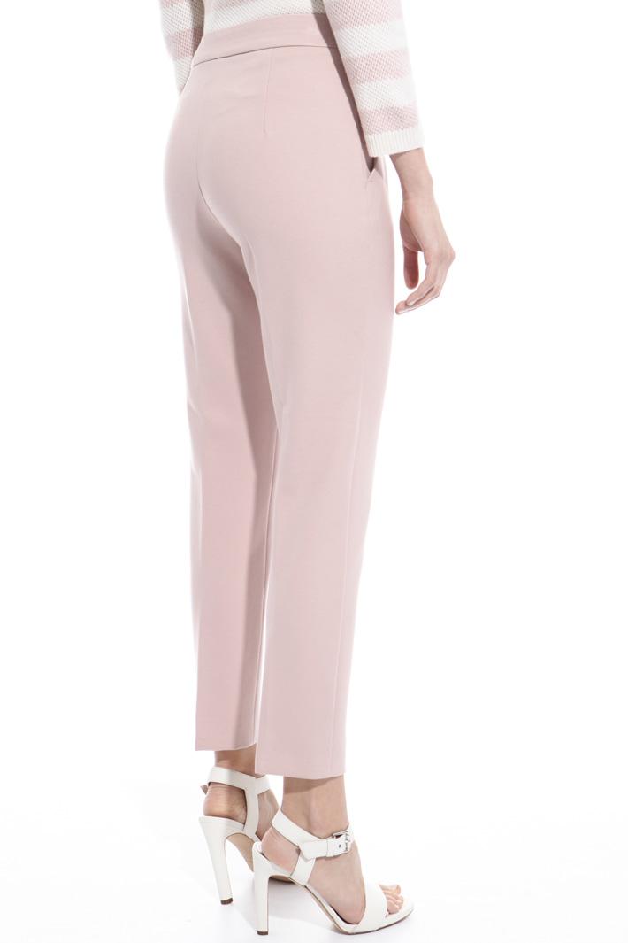 Pantalone in jersey doppio Fashion Market