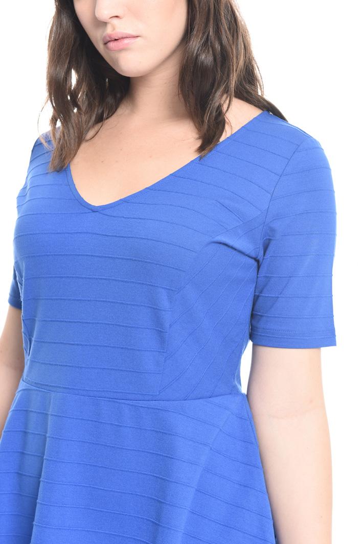 T-shirt peplo in jersey Fashion Market