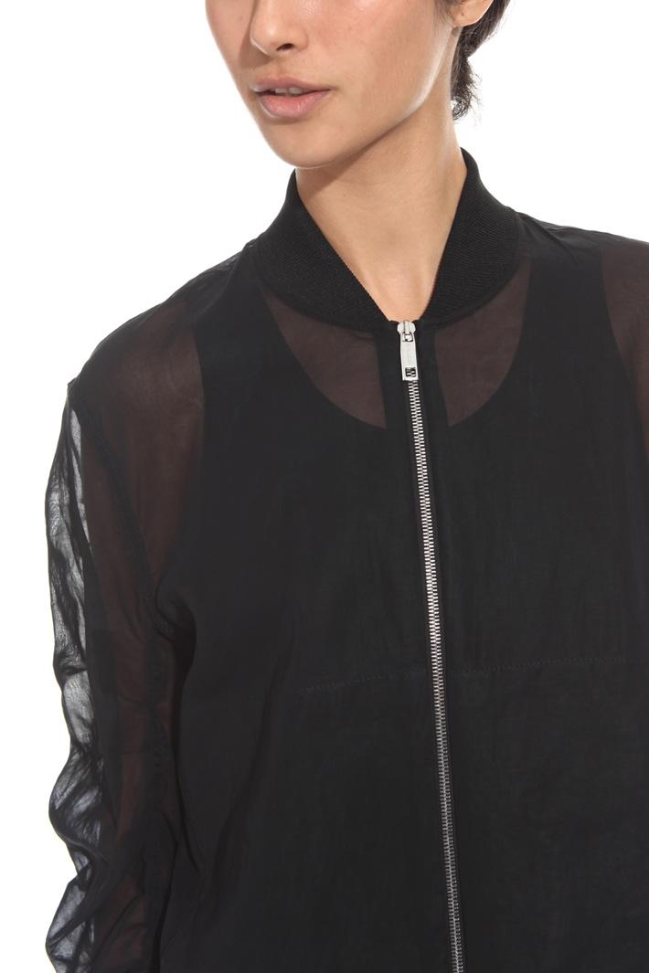 Bomber in voile organzato Fashion Market