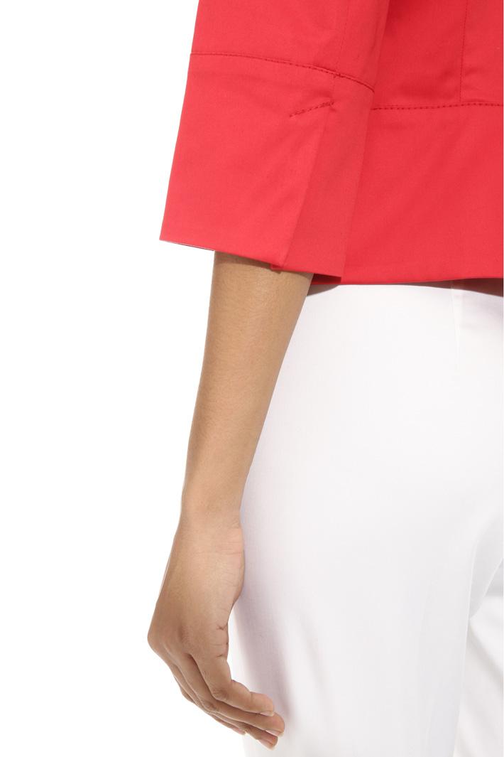 Giacca in raso di cotone Fashion Market