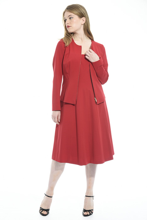 Giacca in jersey crêpe Fashion Market