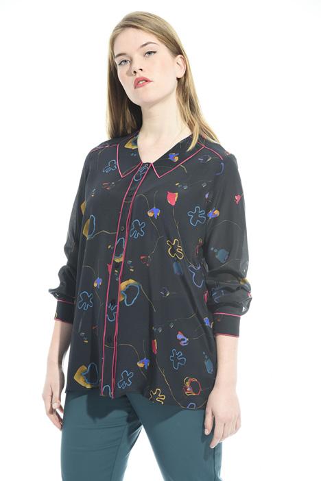 Camicia in crepe di seta Fashion Market