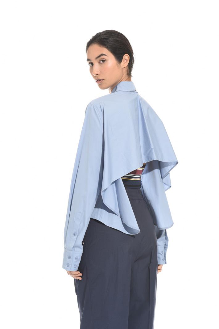 Camicia con dettagli Fashion Market