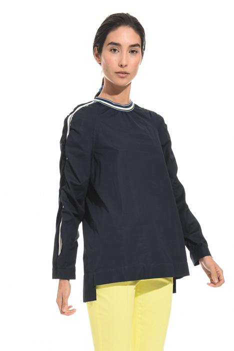 Casacca con inserti elastici Fashion Market