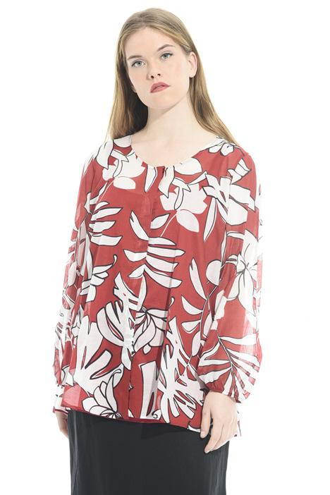 Camicia in mussola stampata Fashion Market