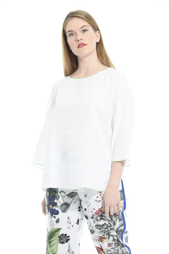Casacca in lino leggero Fashion Market