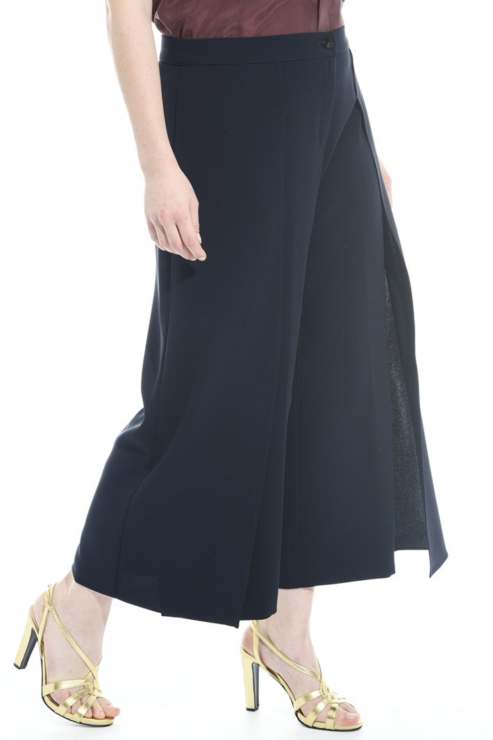 Pantalone cropped fluido Fashion Market