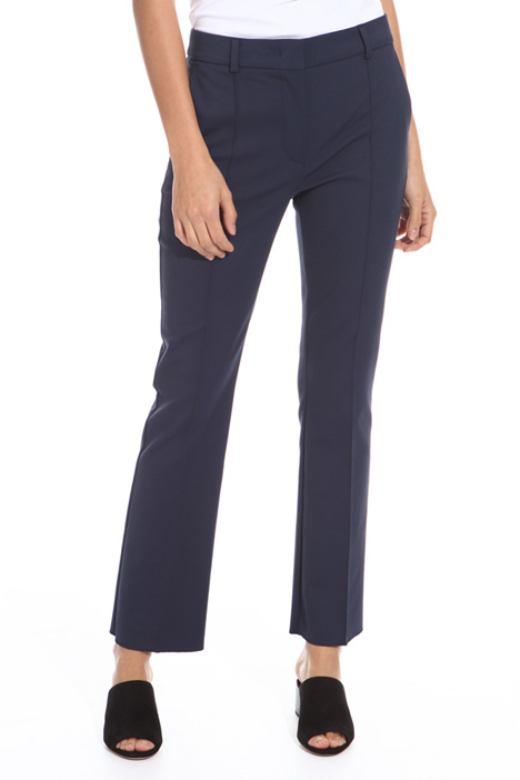 Pantalone in tela stretch Fashion Market