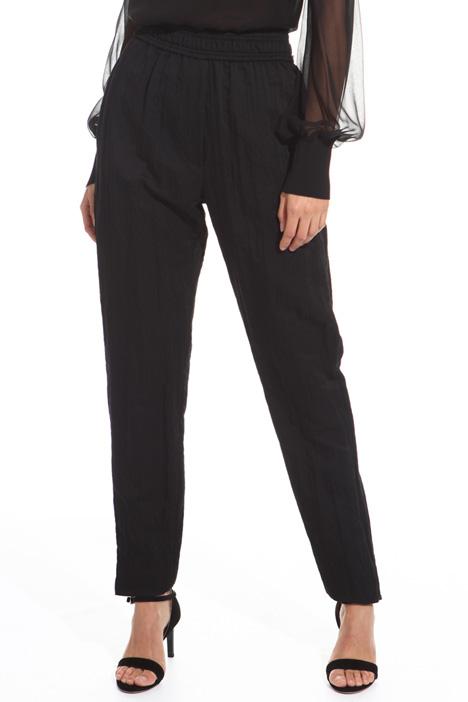 Pantalone in twill lavato Fashion Market