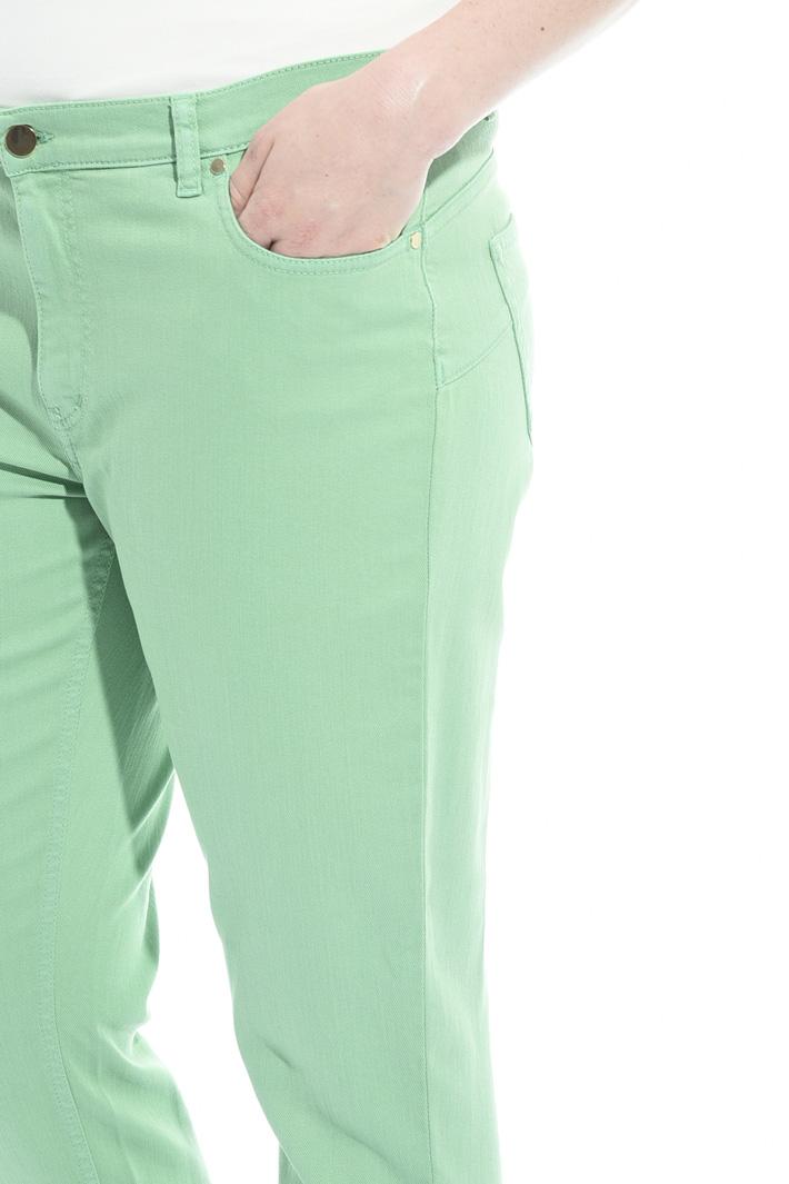 Pantalone in drill di cotone Fashion Market