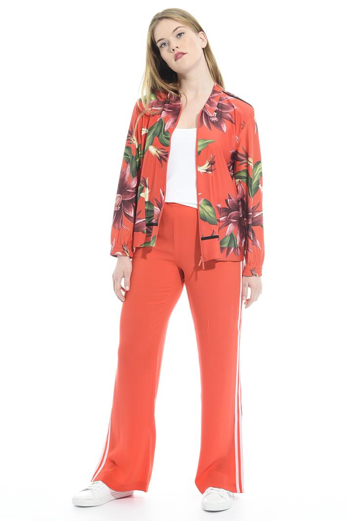 Pantalone in triacetato fluido Fashion Market