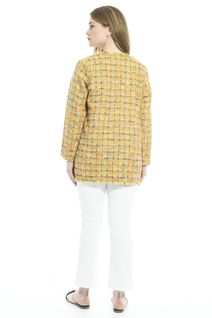 Giacca in stuoia lurex Fashion Market