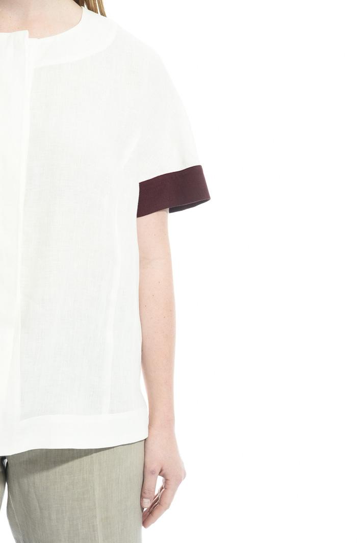 Casacca in puro lino Fashion Market