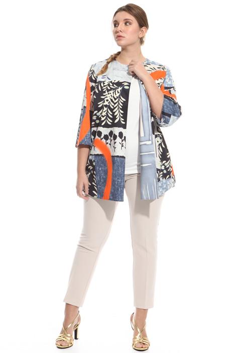 Giacca stmpata reversibile Fashion Market