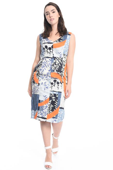 Tubino in raso di cotone Fashion Market