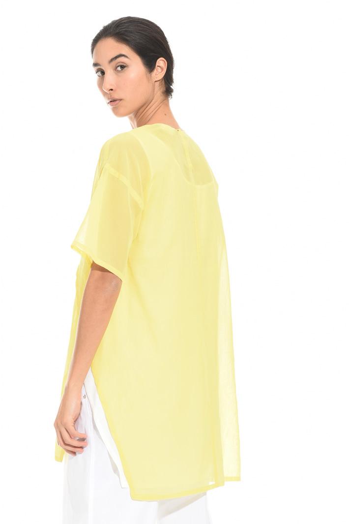 Casacca in voile di cotone Fashion Market