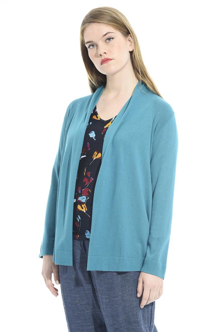Cardigan in cotone e seta Fashion Market