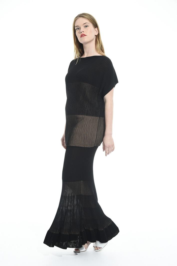 Maglia in viscosa opaca Fashion Market