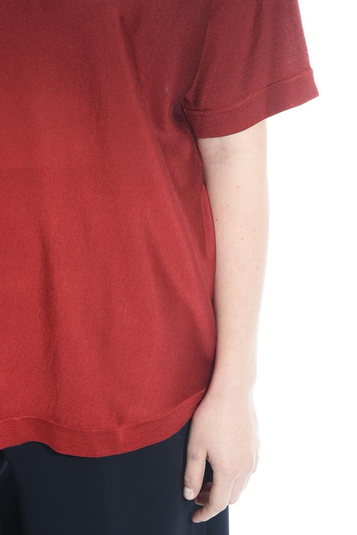 Maglia in viscosa e cotone Fashion Market