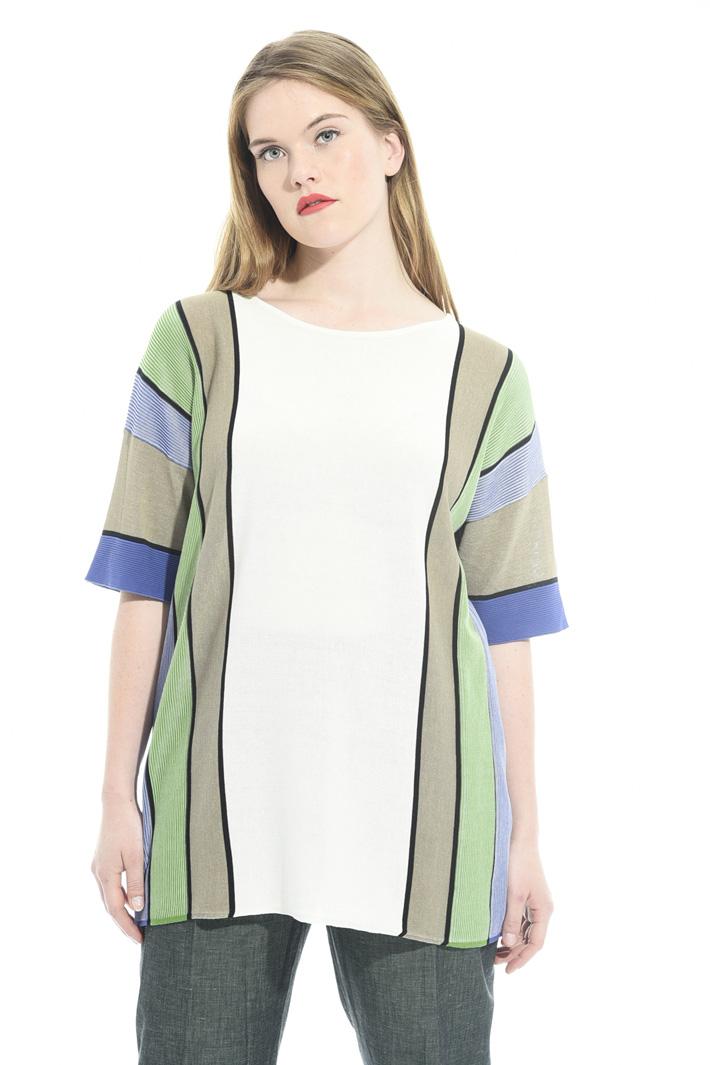 Maglia di puro cotone Fashion Market