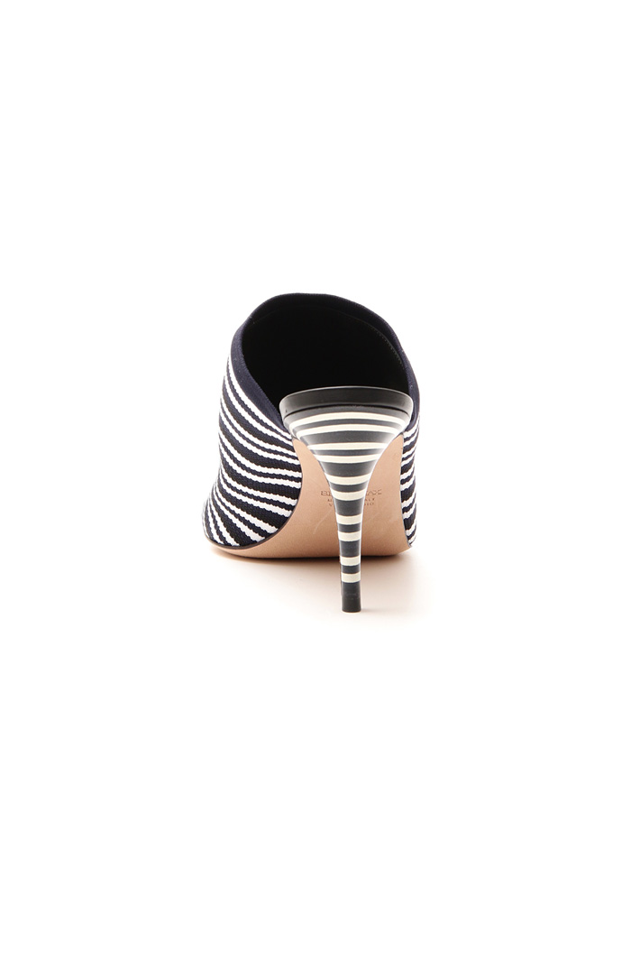Sabot open toe con tacco Fashion Market
