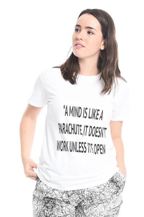 T-shirt in jersey stretch Fashion Market