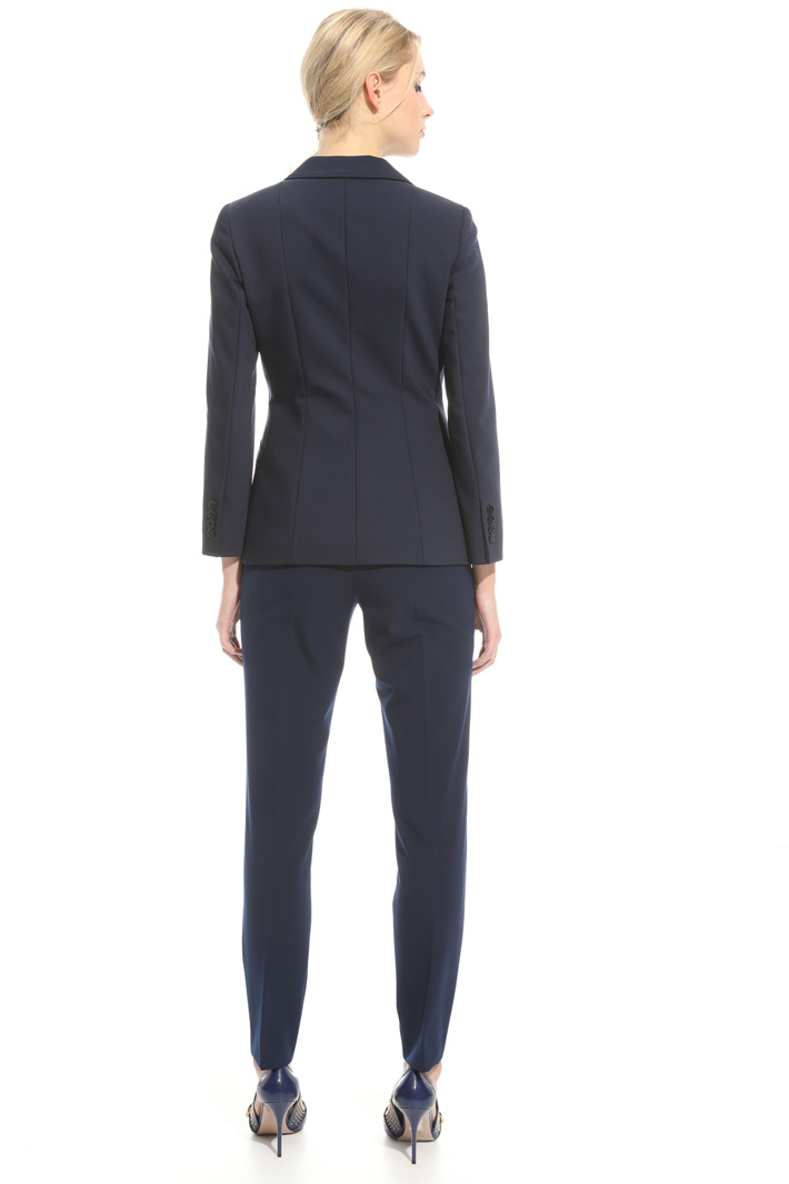 Giacca doppiopetto in cotone Fashion Market