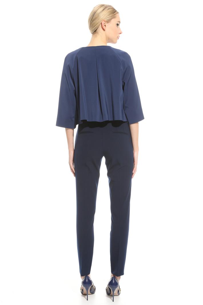 Bolero in faille stretch Fashion Market