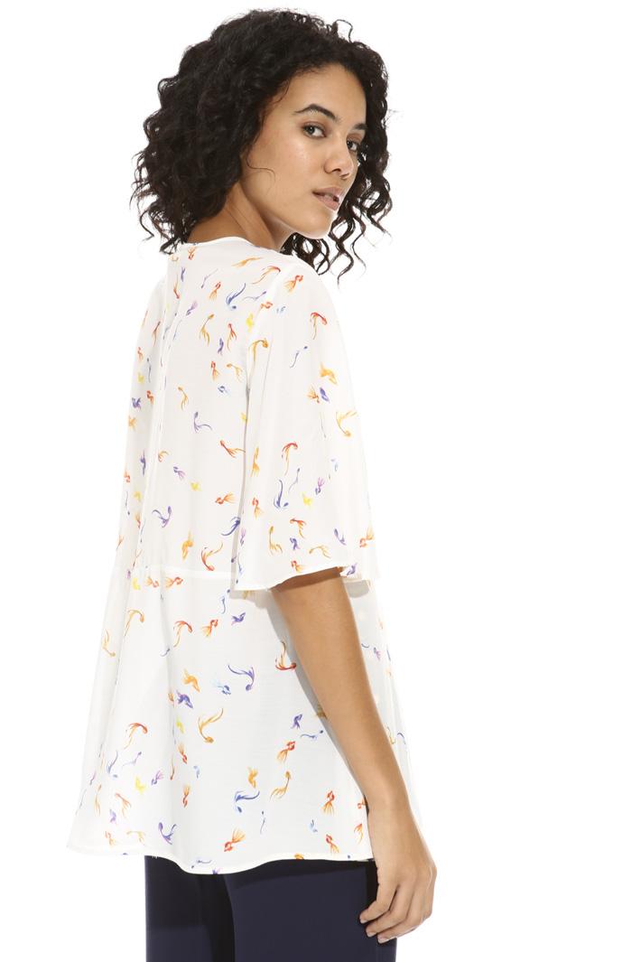 Top in viscosa leggera Fashion Market