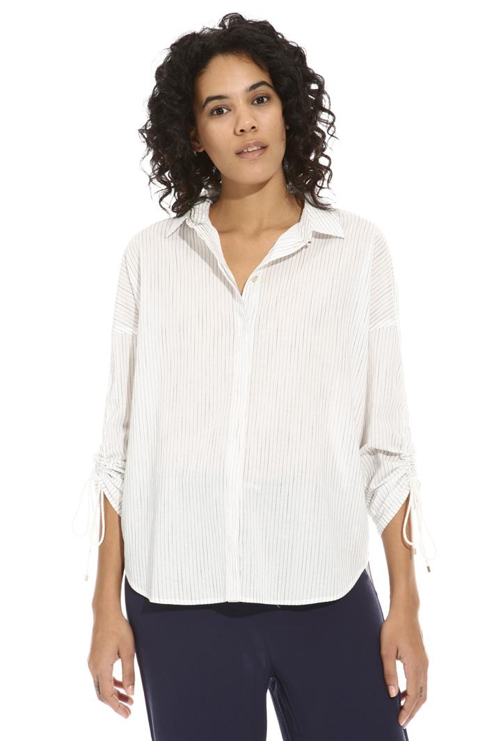 Camicia over in mussola Fashion Market