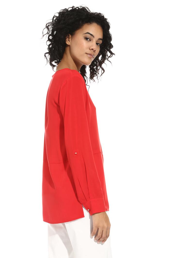 Blusa in fluido di viscosa Fashion Market