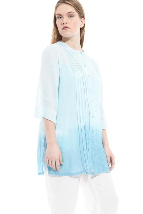 Camicia in ramiè sfumato Fashion Market