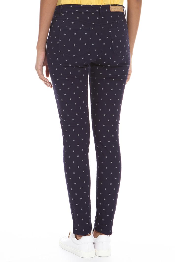 Pantalone in fil coupé Fashion Market