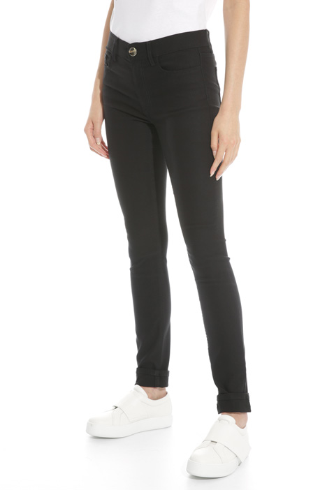 Pantalone in twill stretch Fashion Market