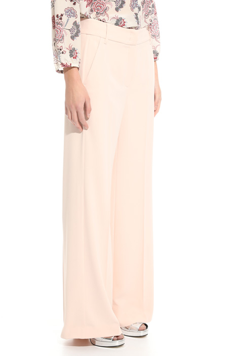Pantalone in crepe sablé Fashion Market