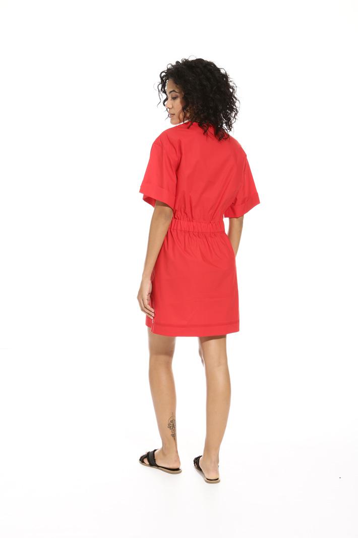 Mini abito in popeline Fashion Market