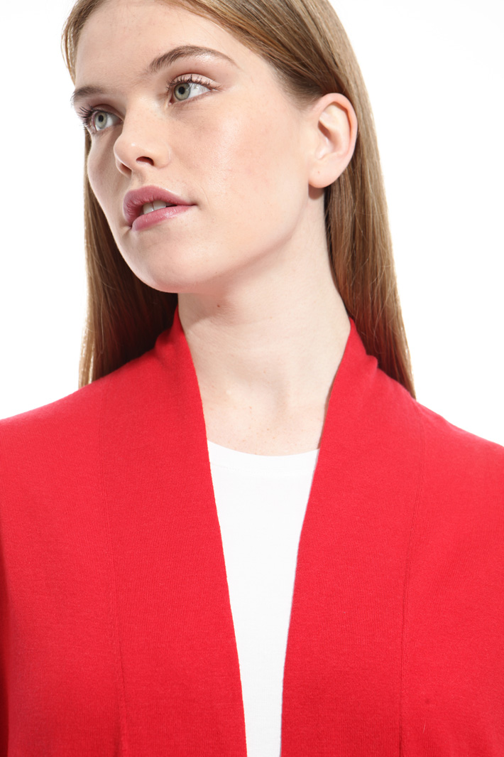 Cardigan in lana e cachemire Fashion Market