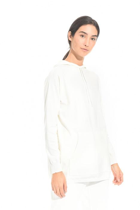 Maglia con cappuccio Fashion Market