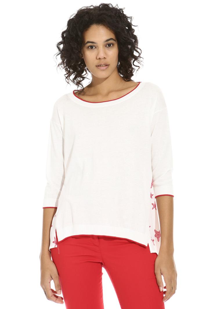 Maglia over in cotone Fashion Market